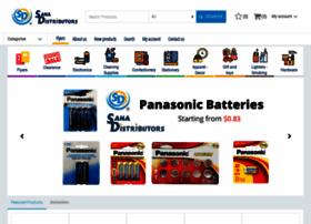 sanadistributors.com