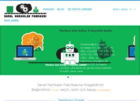 sanalharikalarfabrikasi.com