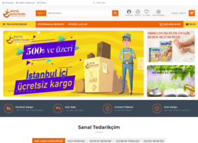 sanaltedarikcim.com