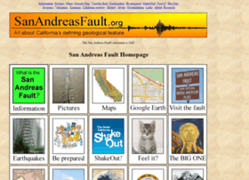 sanandreasfault.org