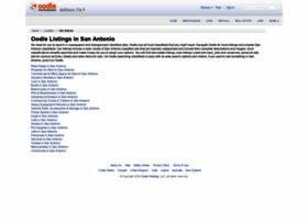sanantonio.oodle.com