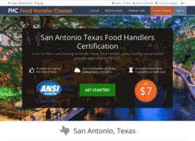 sanantoniotx.foodhandlerclasses.com