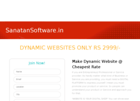 sanatansoftware.in