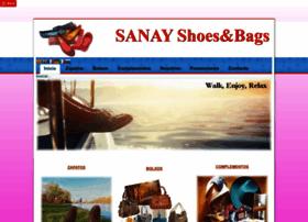 sanayshoes.com