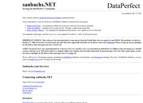 sanbachs.net