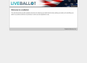 sanbernardino.liveballot.com