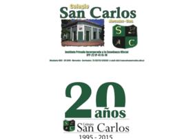 sancarlosmercedes.edu.ar