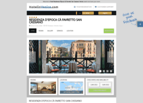 sancassiano.hotelinvenice.com