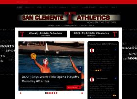 sanclementeathletics.com