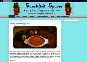 sanctifiedspaces.blogspot.com