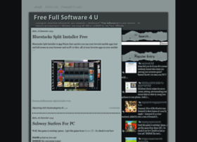 sanctuangelus-free-software4u.blogspot.com