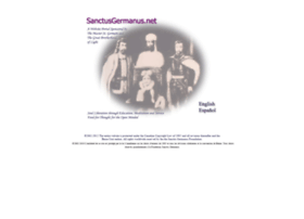 sanctusgermanus.net