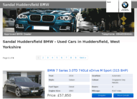 sandalbmwhuddersfield.co.uk