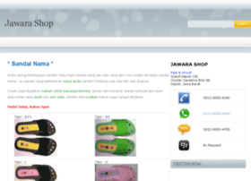 sandalnama.jawarashop.com