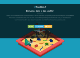 sandbox.fr