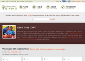 sandbox.universalgiving.org