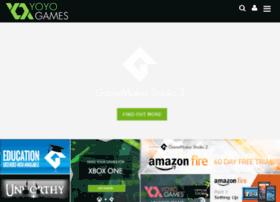 sandbox.yoyogames.com