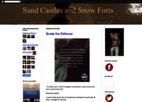 sandcastlesandsnowforts.blogspot.com