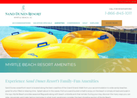 sanddunesresortandspa.com