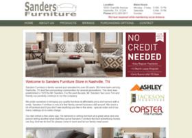 sanders-furniture.com