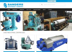 sandersequipment.com