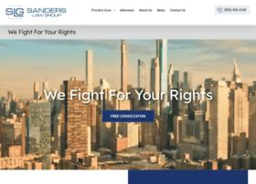 sanderslawpllc.com