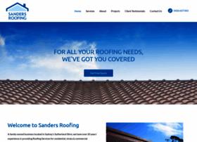 sandersroofing.com.au
