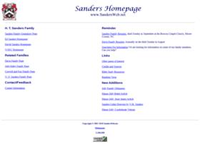 sandersweb.net