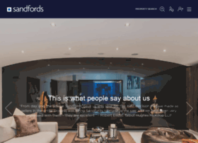 sandfords.co.uk