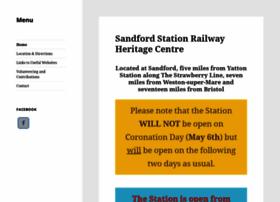 sandfordstation.co.uk