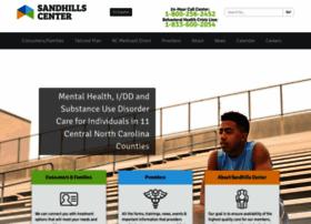 sandhillscenter.org