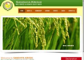 sandhyacooperative.com