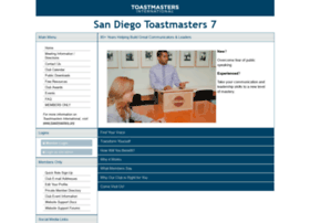 sandiego.toastmastersclubs.org