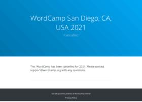 sandiego.wordcamp.org