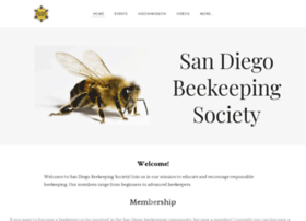 sandiegobeekeepingsociety.com