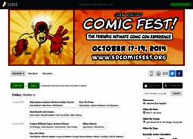 sandiegocomicfest.sched.org