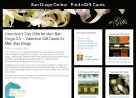 sandiegoonline.findegiftcards.com