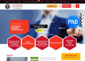 sandipuniversity.com