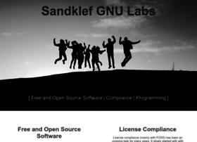 sandklef.com