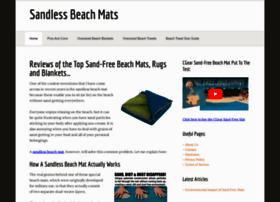 sandlessbeachmats.com