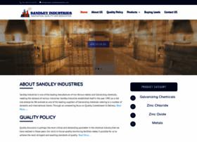 sandleyindustries.com