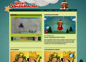 sandmaennchen.de