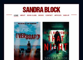 sandraablock.com