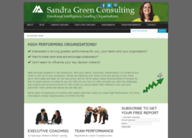 sandragreenconsulting.com