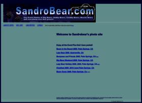 sandrobear.com
