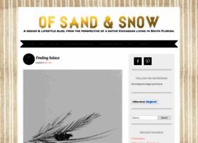 sandsnowblog.wordpress.com