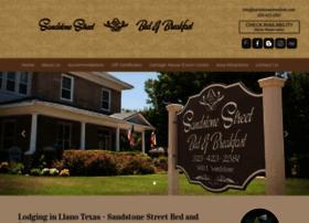 sandstonestreetbnb.com