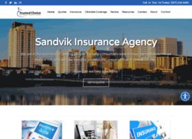 sandvikinsuranceagency.com