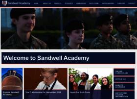 sandwellacademy.com