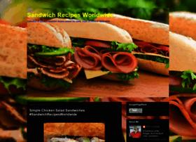 sandwich-recipes-worldwide.blogspot.com